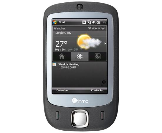 HTC (September 2006 – February 2008)